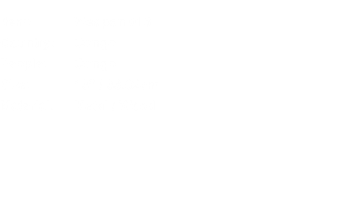"Item:	Weapon 013 Country:	Congo People:	Congo Size:	13"" / 33.0"