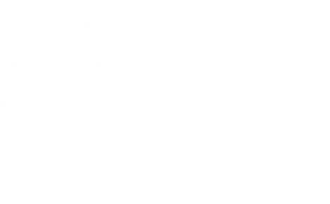 Item:	Headrest 002 Country:	South Sudan People:	N'Dinka Size: