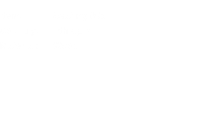Item:	Seating 008 Country:	Ethiopia	 Material:	Wood